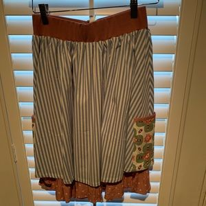 Matilda Jane Womens floating by skirt size Small